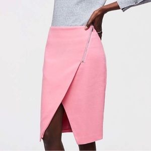 LOFT Wrap Pencil Skirt